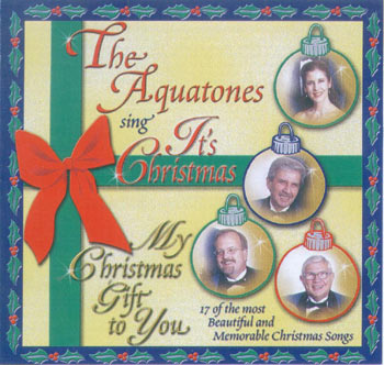 Aquatones Christmas CD
