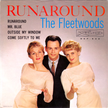 Fleetwoods EP Cover