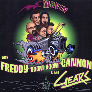 Freddy Cannon -Gears- Movin Front Sleeve