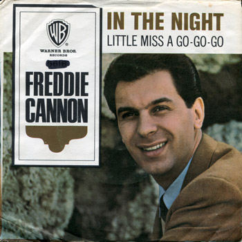 Freddy Cannon - In The Night Sleeve Front