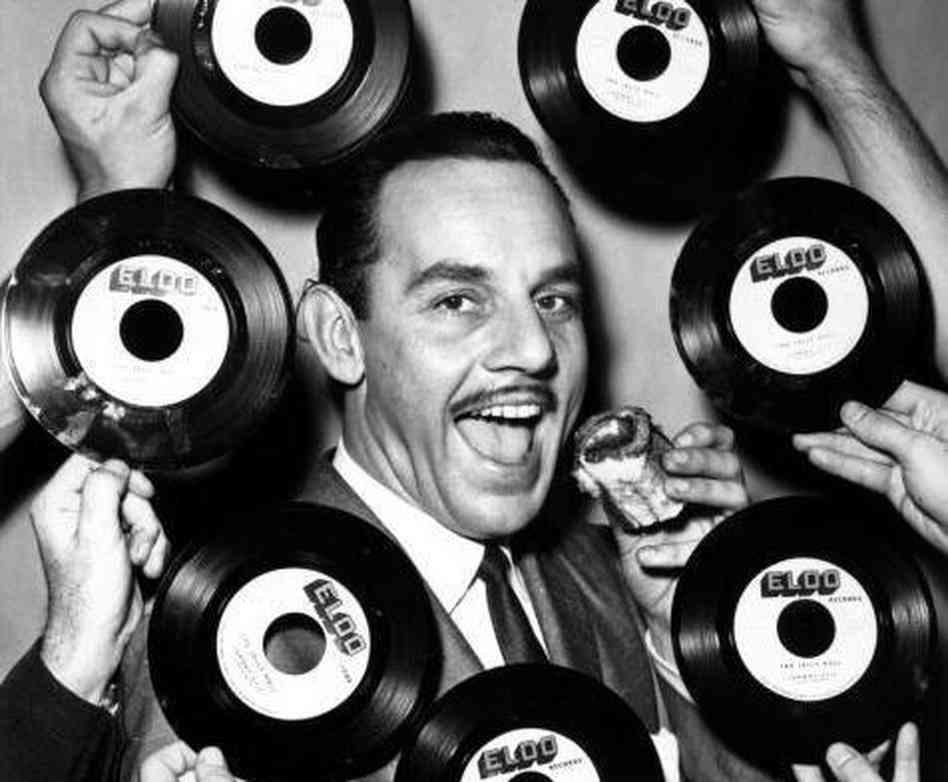 Johnny Otis And His Orchestra - Barrelhouse Stomp