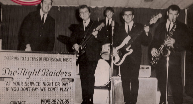Mickey Hawks And The Night Raiders