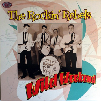Rockin Rebels LP Cover Citadel