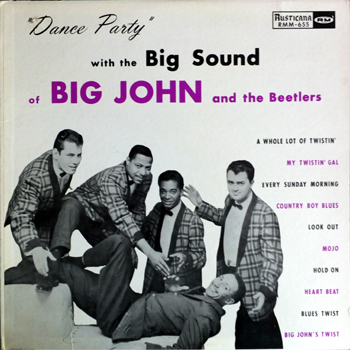 Big John And The Beetlers Front Cover