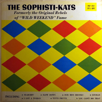 Sophisti-Kats LP Cover
