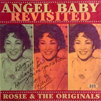 Angel Baby Revisited CD