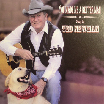 Ted Newman CD You Made Me A Better Man