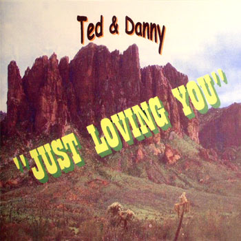 Ted Newman CD Just Loving You