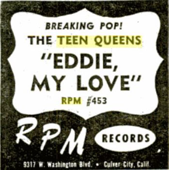 Teen Queens Trade Ad
